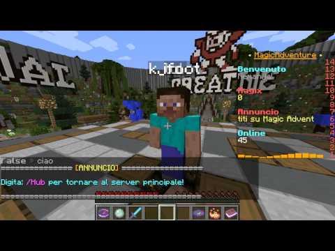 Minecraft Ita Parte 1. Bella A Tutti Ragazzi !!