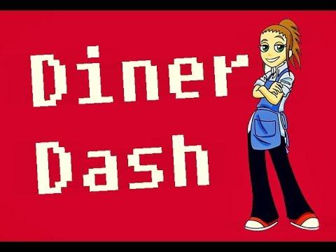 Let's Play App Games - Diner Dash