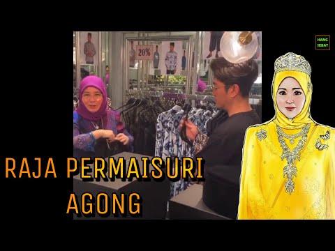 """Sampai Hati Dia Kata Kita L ..."" 😂😂 Lucu Permaisuri Agong Sakat Dato' Rizalman"