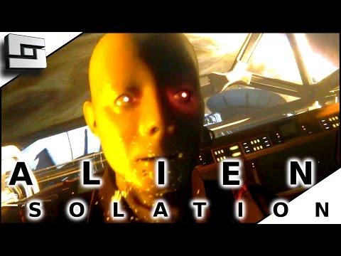Alien Isolation Gameplay - WORKING JOE! E5