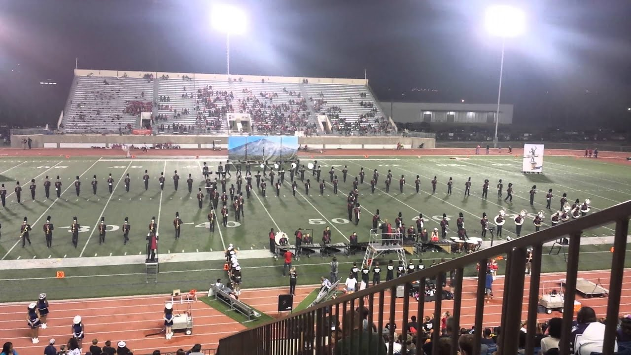 Harker Heights High School Marching Band Youtube