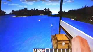 minecraft 1.7.10 (small boats mod showcasse)