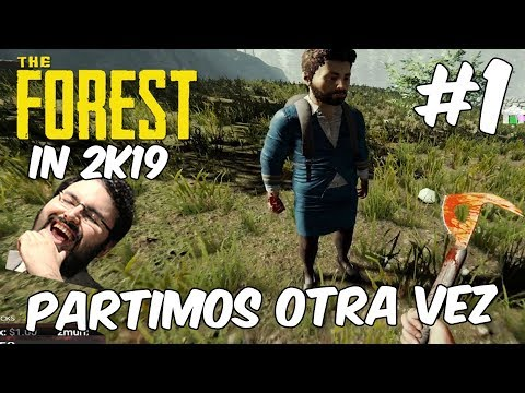 PARTIMOS MIERDA! The Forest in 2019 LUL RE-VISITADO en Español - GOTH