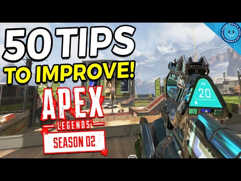 50 Things I Learned After 500 Hours of Apex Legends! | Best Tips To Improve