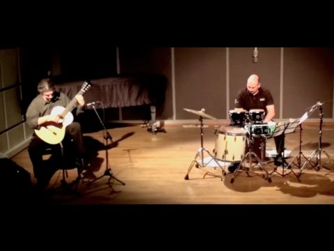 Dimitris Kourzakis/Sokratis Angelakos: Sonata Op.47,  A. Ginastera