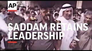 Iraq/Kuwait - Saddam Retains Leadership thumbnail
