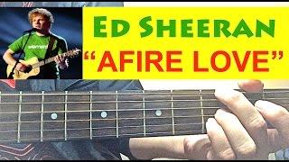 """AFIRE LOVE (Live version)"" 