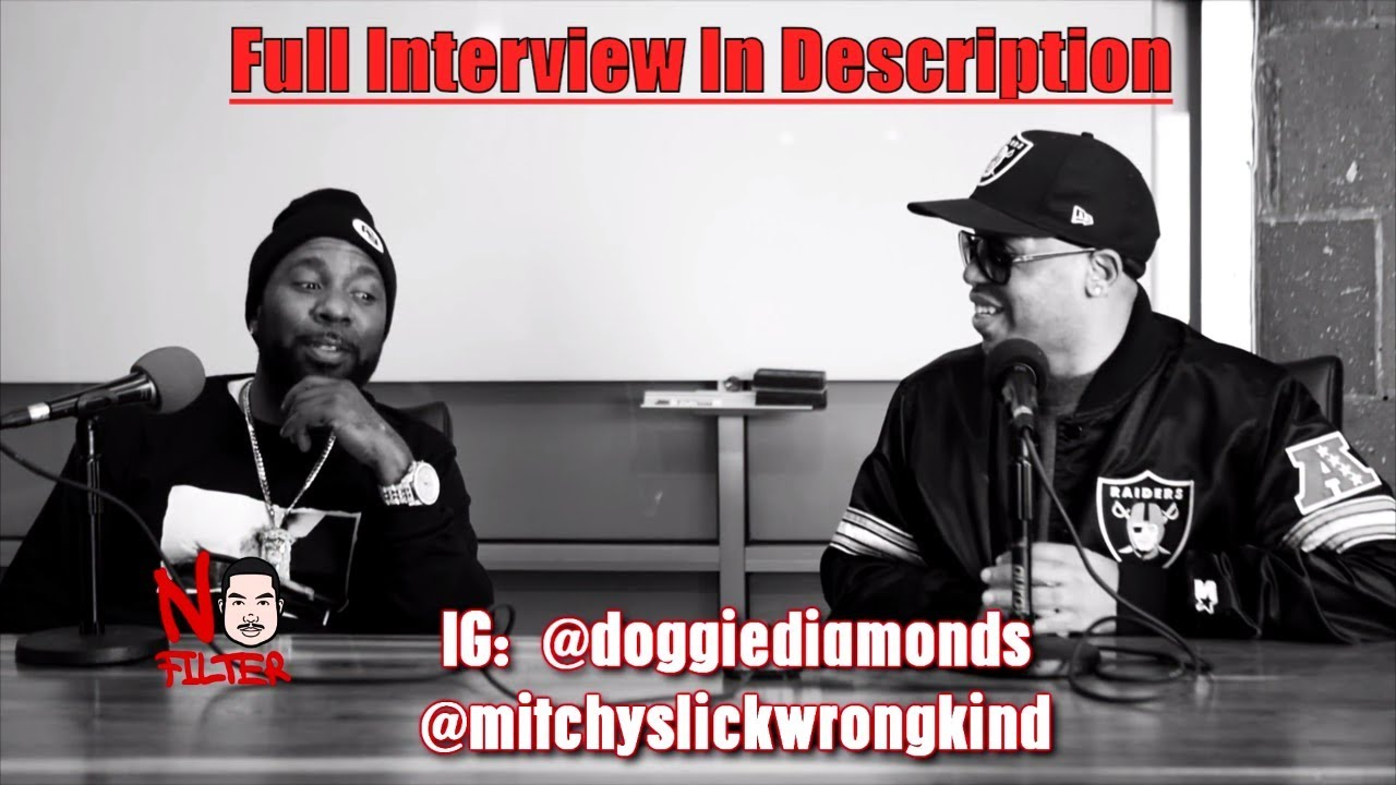 Mitchy Slick: Nick Cannon's Father Is One Of The Original Lincoln Park Bloods (Big Homies)