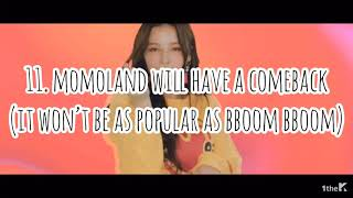 Download My Kpop Predictions 2019 MP3, MKV, MP4 - Youtube to
