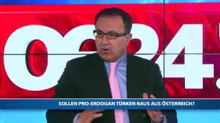 """Sollen """"Pro-Erdogan-Türken"""" Österreich verlassen?"""