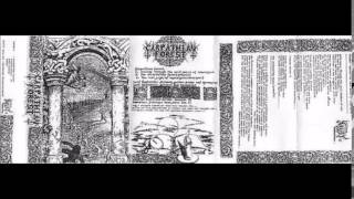 Carpathian Forest - Journey Through the Cold Moors of Svarttjern (1993) [Full Demo]