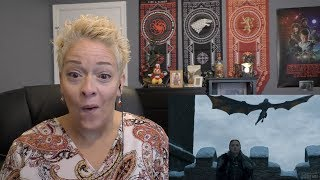 Game of Thrones Season 8 Official Trailer REACTION & RECAP