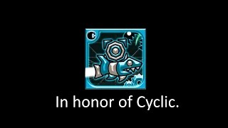 In Honor Of Cyclic.