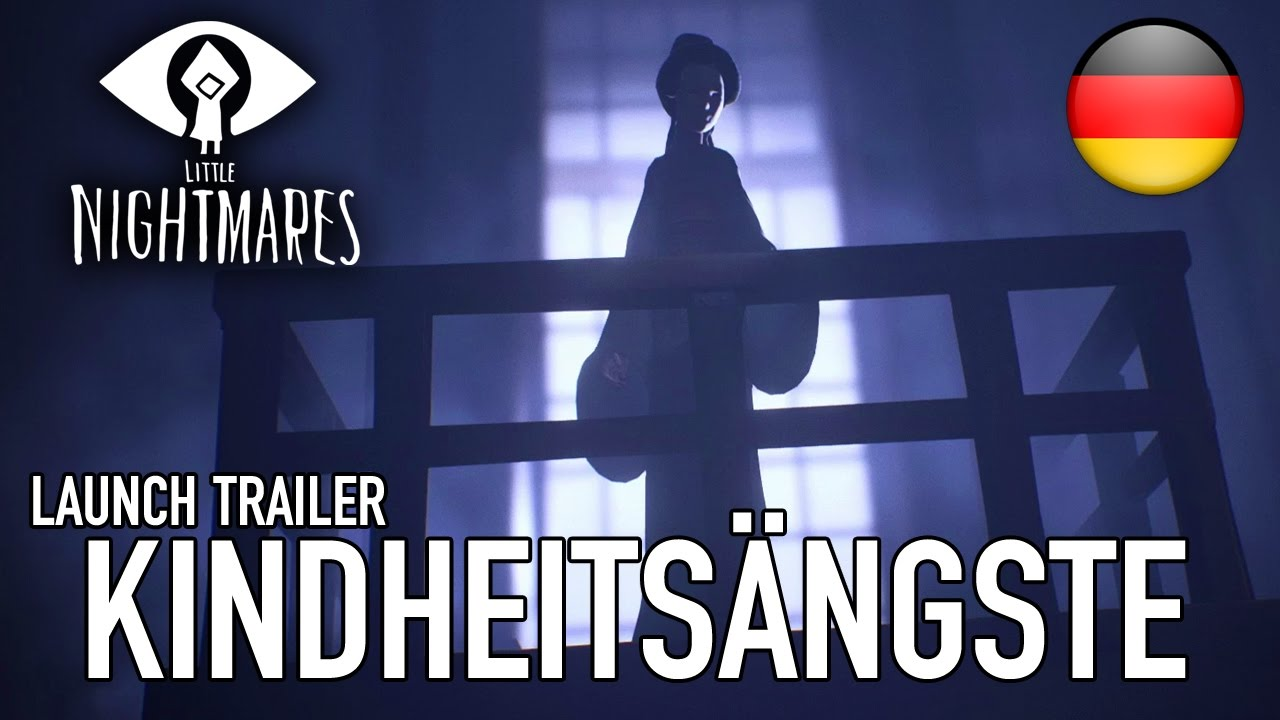 Little Nightmares Ps4 Xb1 Pc Kindheitsängste Launch