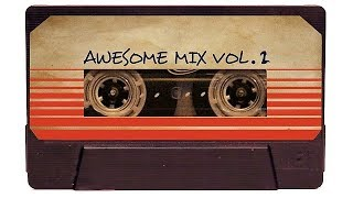 George Harrison - My Sweet Lord. (Guardians of the Galaxy) Vol. 2