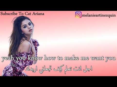 Selena Gomez - Sober - مترجمة