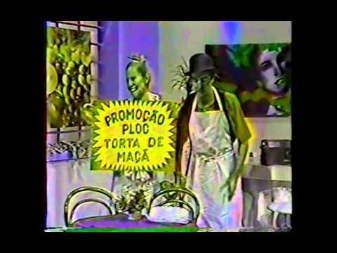 GUILHERME OSTY com Lucinha Lins e Claudio Tovar - Lupulimpinclaplatopô - TV Manchete