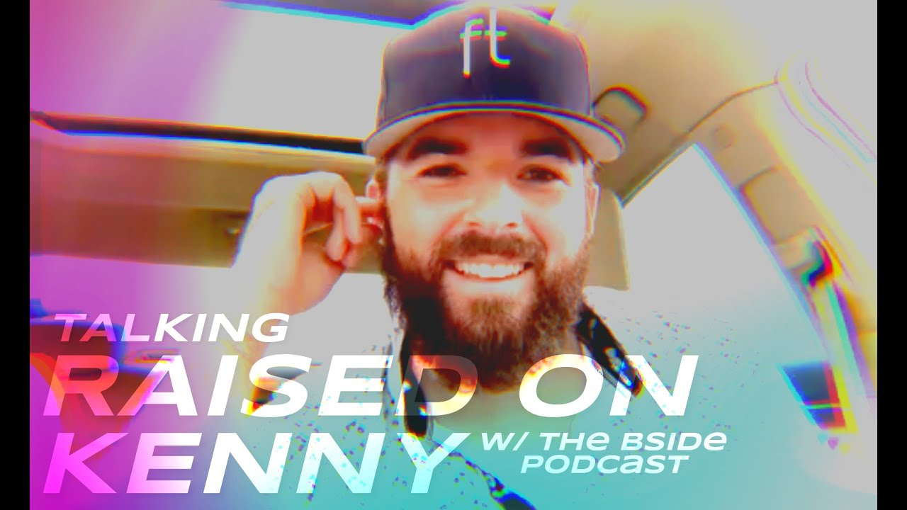 """Talking """"Raised On Kenny"""" by Ben OConnor with the B Side Podcast #newmusic #raisedonkenny #streaming"""