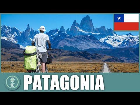 Patagonia Cycling Tour On A Brompton Bike