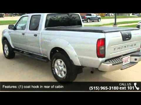 2003 Nissan Frontier 4WD SVE Crew Cab V6 SuperCharged - I - YouTube