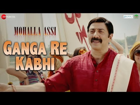 Ganga Re Kabhi Video Song - Mohalla Assi
