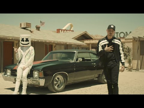 Смотреть клип Marshmello & Kane Brown - One Thing Right