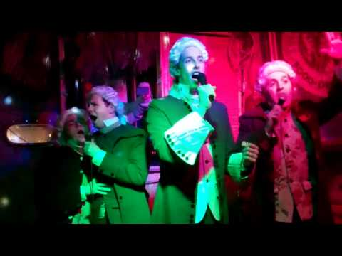 Founding Fathers Sing Smash Mouth's All Star - Karaoke at Trader Todds
