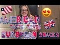 Part One: American Taste Tests British Snacks And Candy
