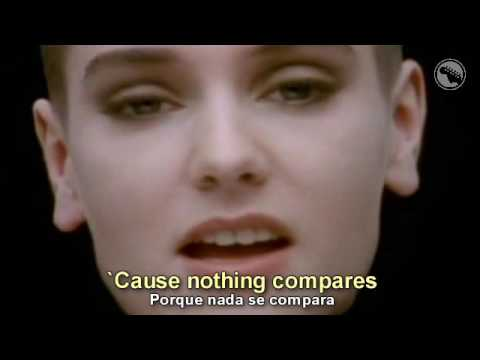 Sinead O'Connor - Nothing Compares 2 U - Subtitulado Español & Inglés