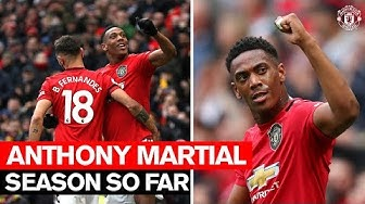 Season So Far | Anthony Martial | Manchester United 2019/20