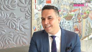 Michael Borges, area director of sales and marketing, InterContinental Hotels - Dubai Festival City