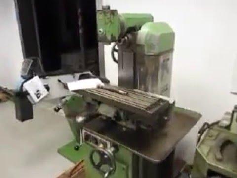 aciera milling machine for sale