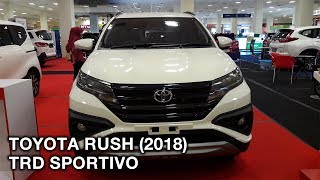 Toyota Rush TRD Sportivo 2018 - Exterior and Interior