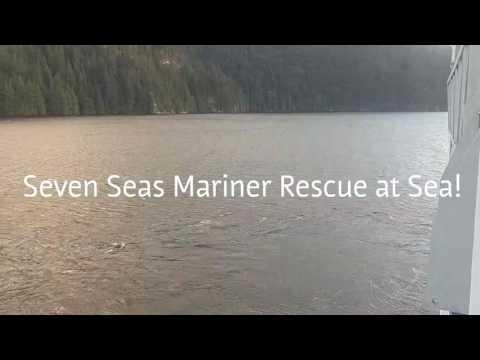 Real Rescue at Sea!