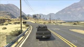 GTA V (Explore the World) PS3/Xbox360 HD