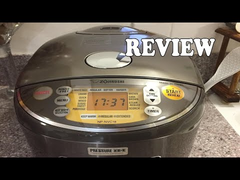 review-zojirushi-induction-heating-pressure-rice-cooker-and-warmer-2020