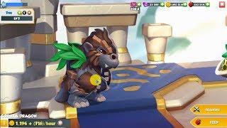 How to breed Gorilla Dragon - Dragon Mania Legends