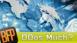 Battlefield 3 DDoS Attacks - Commentary with 1080p Ultra Gameplay