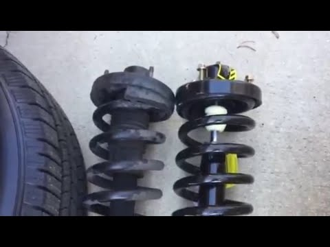 "2008 Lincoln Navigator Rear Strut Replacement ""How To"" DIY"