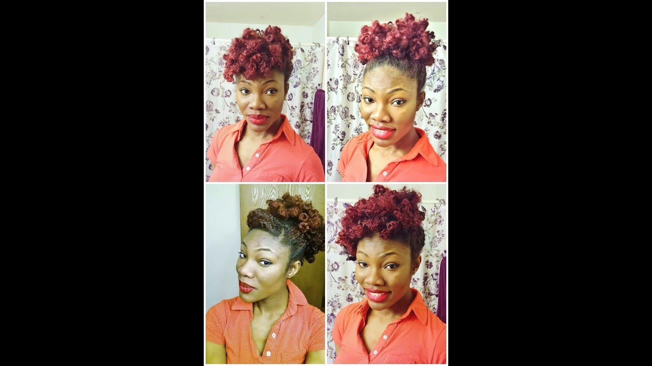 Bantu Knots Natural Hair Tumblr