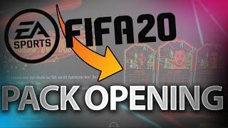 FIFA 20 Pack opening premium electrum players pack