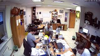 Фрагмент записи видео с камеры Link D36W