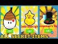 HOW TO GET ALL THE SECRET ITEMS IN ROBLOX ICE CREAM SIMULATOR UPDATE!