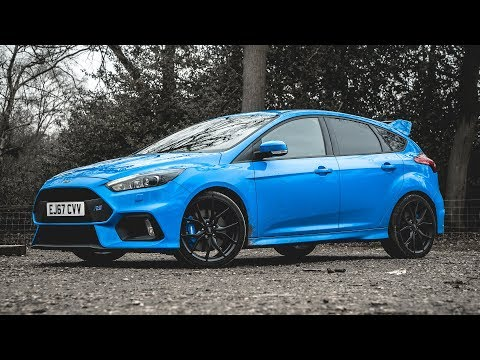 *FAST DRIVE* in The New (Ford Focus RS)