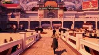 Bioshock Infinite PC - Ultra Settings - Battleship Bay 1080p