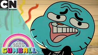 The Amazing World of Gumball | Gumball's Hot Date | Cartoon Network UK