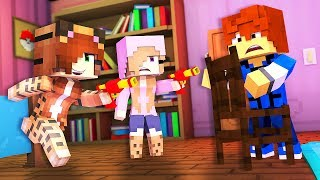 GIRL DORM vs BOYS DORM || Minecraft Daycare Academy