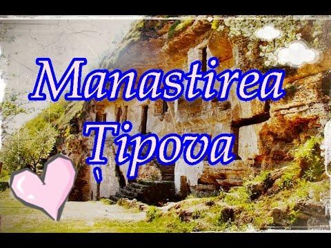 TIPOVA Monastery/Mănăstirea ȚIPOVA/ Монастырь в скалах Ципова(WHAT TO VISIT IN MOLDOVA #1)