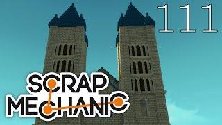 Scrap Mechanic [#111] Mapa Turniej Trójmagiczny by Potryko (Mapa Widza)