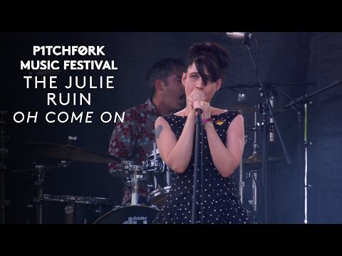 The Julie Ruin perform